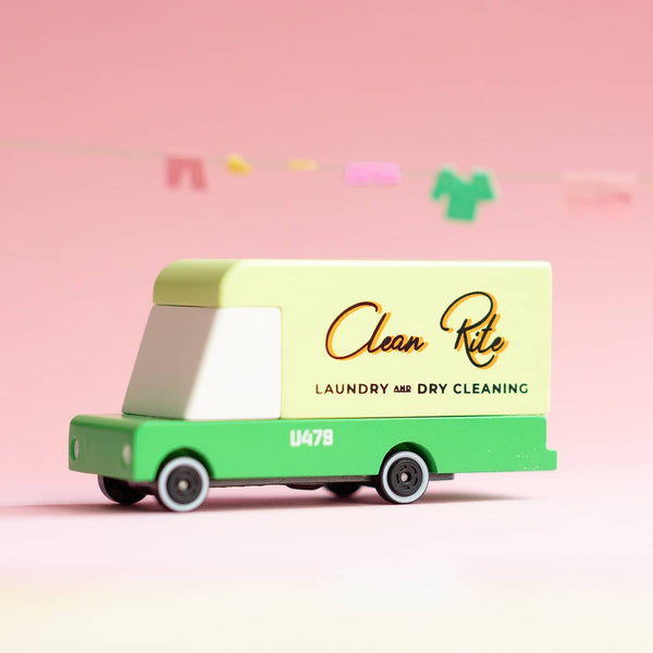 Candylab - Candyvan Laundry Van - All Mamas Children