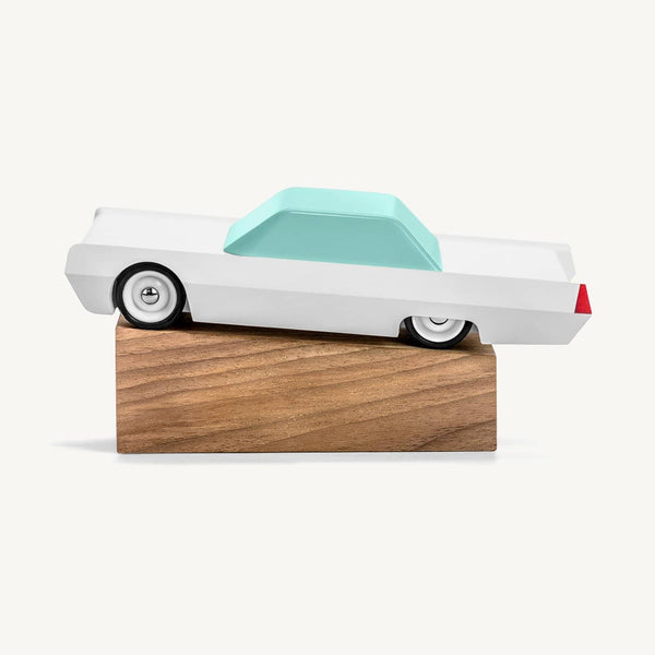 Candylab - Magnetic Walnut Display Base, Car, Candylab - All Mamas Children