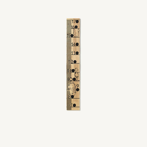Height Chart - Neo Natural Wood, Height Chart, Kids Concept - All Mamas Children