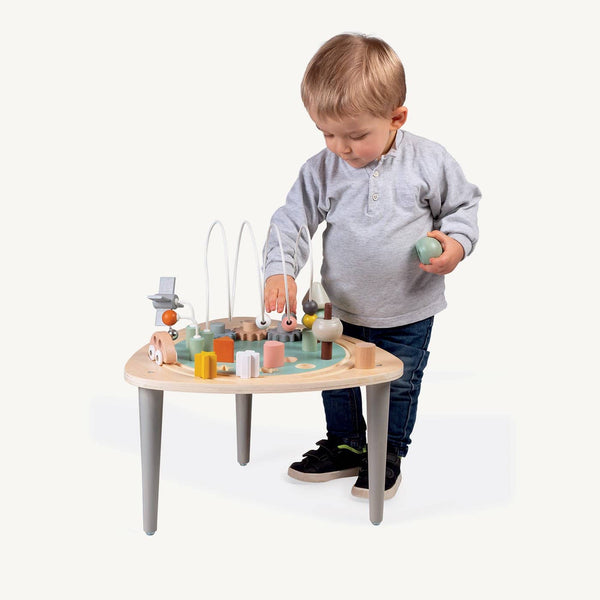 Janod - Sweet Cocoon Activity Table - All Mamas Children