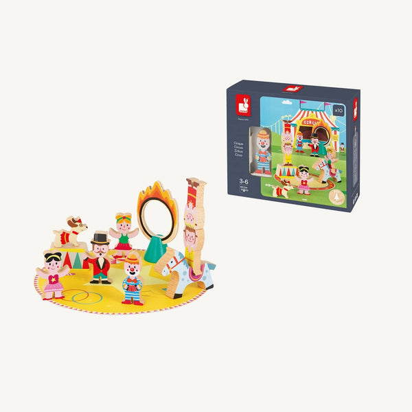 Janod - Story Circus Set - All Mamas Children