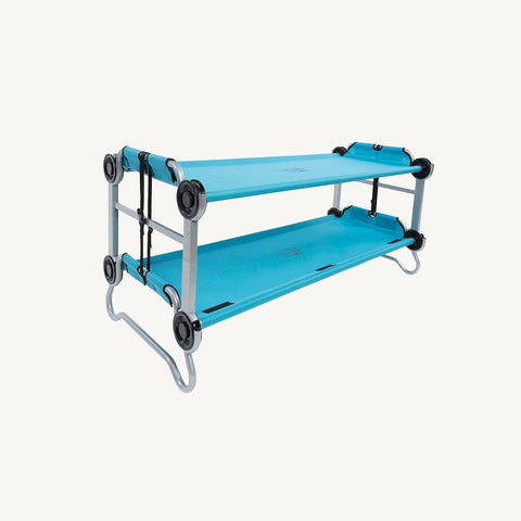 Kid-O-Bunk Kids Camping Bunk Bed - Blue