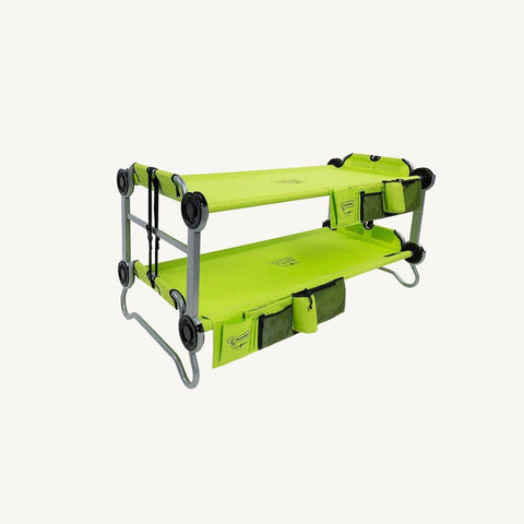 Kid-O-Bunk Kids Camping Bunk Bed - Green