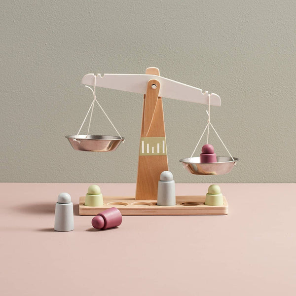 Kid's Concept - Bistro Wooden Toy Scales - All Mamas Children