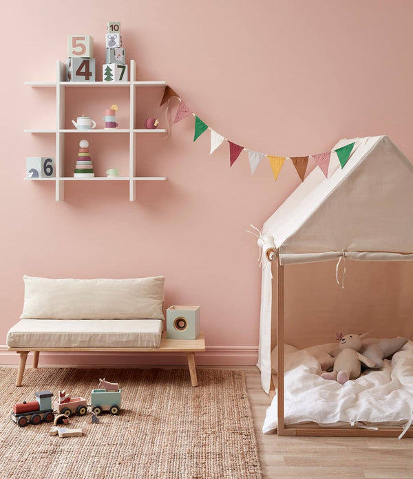 Kid's Concept - Play House Tent Off White - All Mamas Children