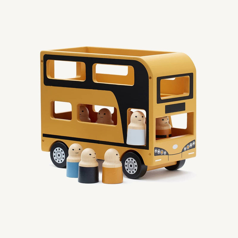 Kid's Concept - AIDEN Double Decker Bus - All Mamas Children