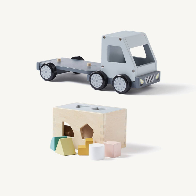 Kid's Concept - AIDEN Shape Sorter Truck, Puzzle, Kids Concept - All Mamas Children