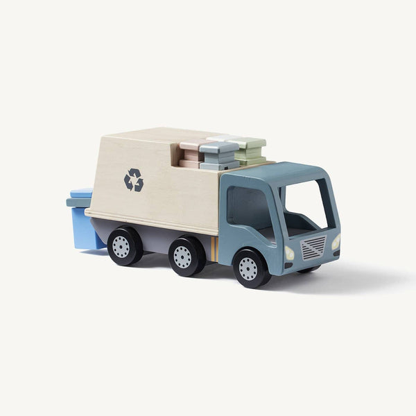 Kid's Concept - AIDEN Wooden Garbage Truck - All Mamas Children