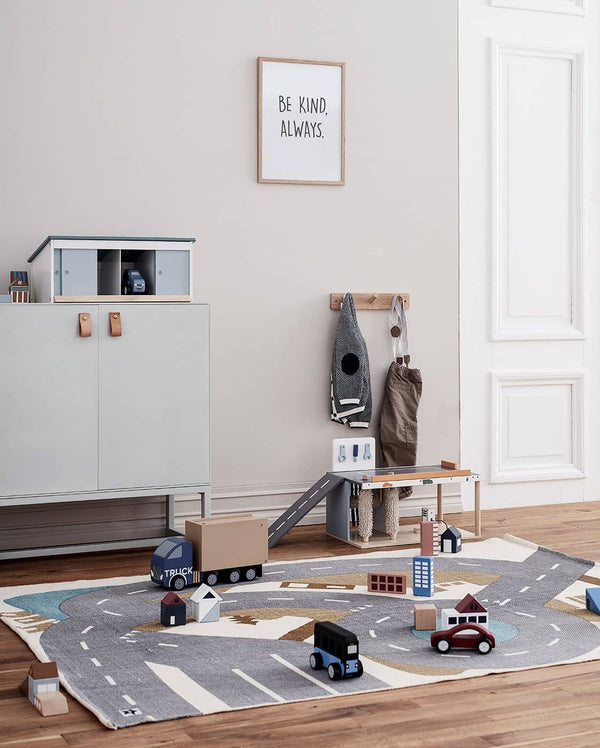 Kid's Concept - Aiden Play Mat Rug 130x170cm, Rug, Kids Concept - All Mamas Children