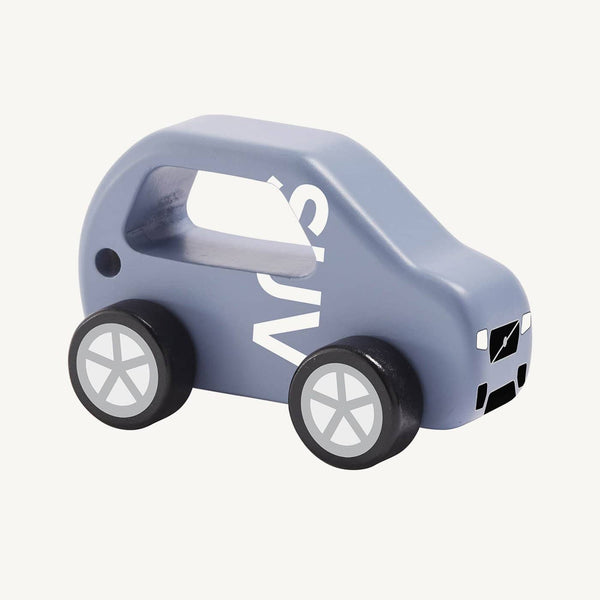 Kid's Concept - AIDEN SUV Wooden Toy Car, Play Set, Kids Concept - All Mamas Children