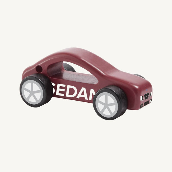 Kid's Concept - AIDEN Sedan Wooden Toy Car, Play Set, Kids Concept - All Mamas Children