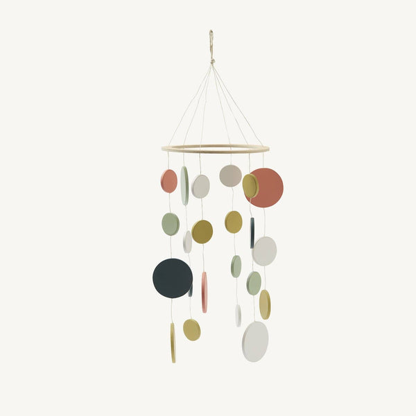Kid's Concept - Wooden Baby Mobile Green - All Mamas Children