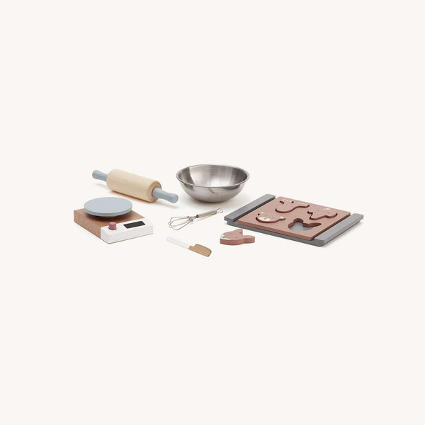 Kid's Concept - Bistro Wooden Toy Baking Set - All Mamas Children
