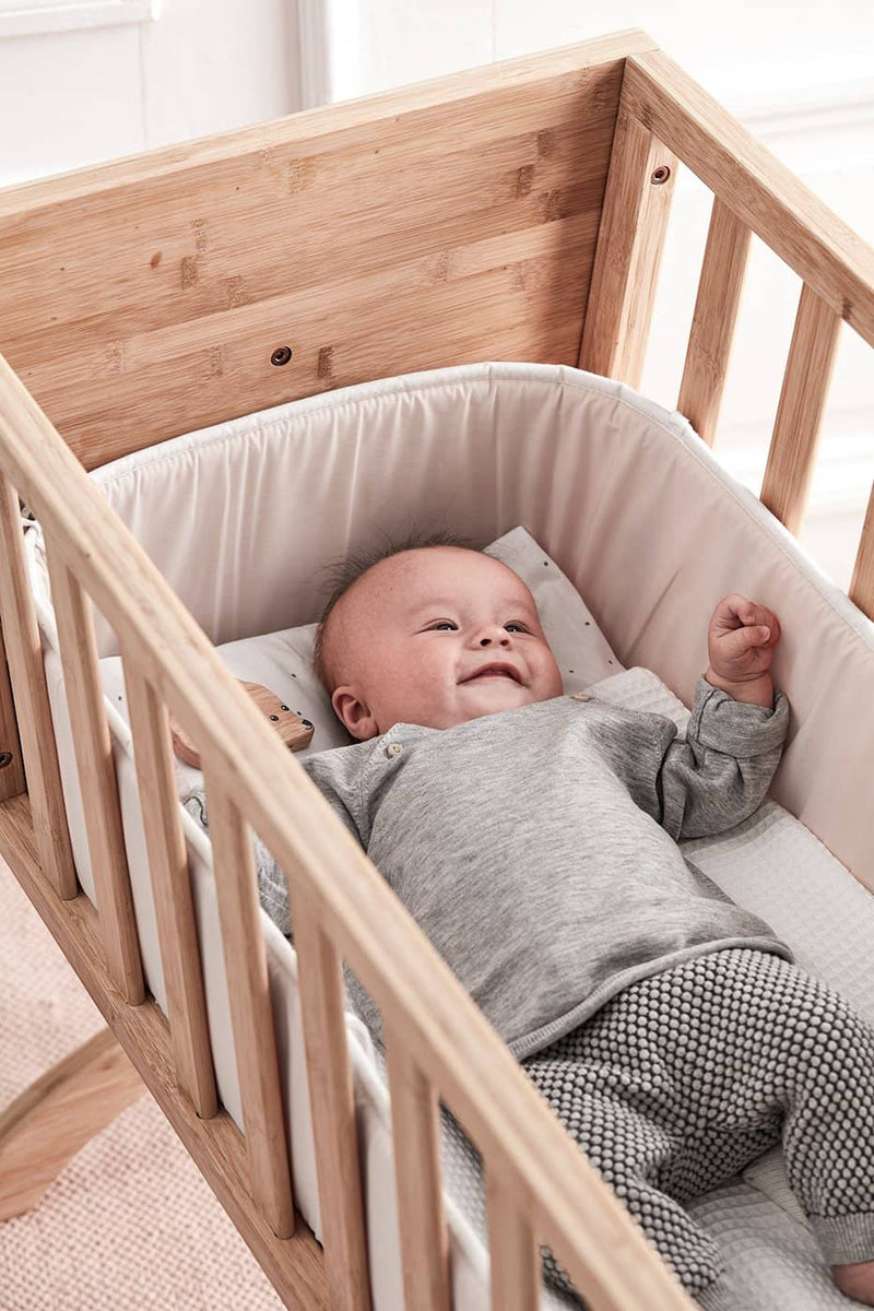Kid's Concept Bamboo Cradle, Cradle, Kids Concept - All Mamas Children