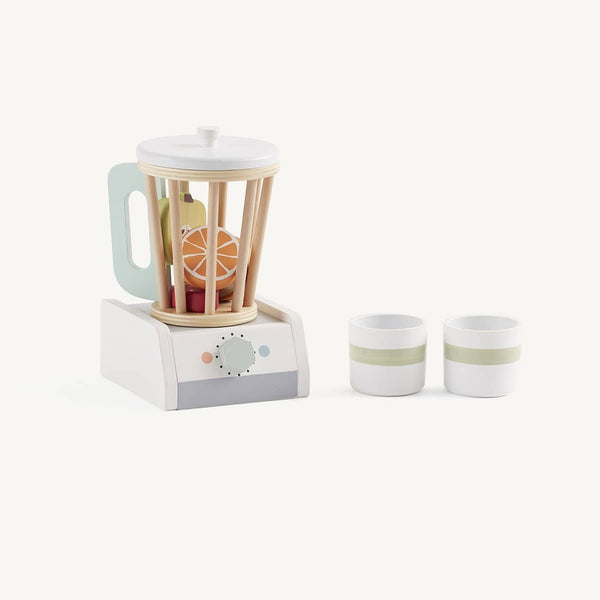 Kid's Concept - Bistro Wooden Blender Play Set, Kitchen Toys, Kids Concept - All Mamas Children