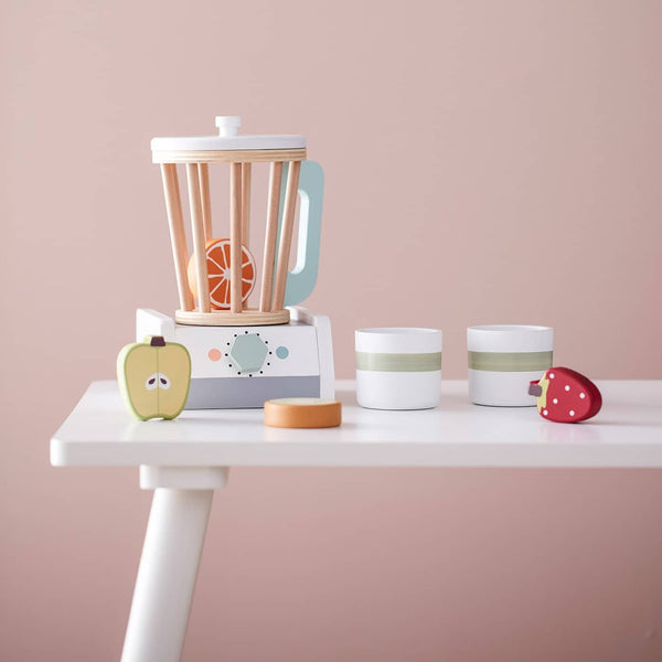 Kid's Concept - Bistro Wooden Blender Play Set - All Mamas Children