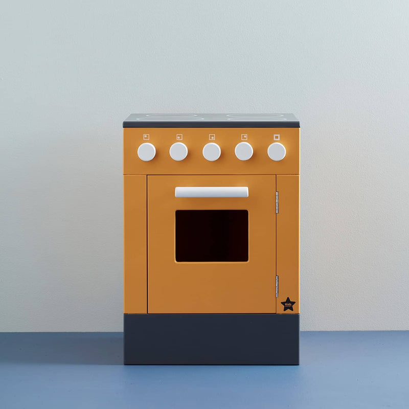 Kid's Concept - Bistro Stove in Yellow, Kitchen Toys, Kids Concept - All Mamas Children