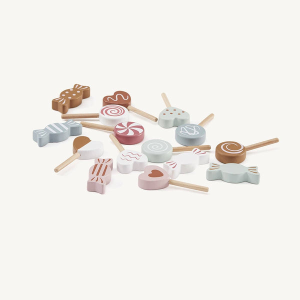Kid's Concept - Bistro Wooden Candy Set, Kitchen Toys, Kids Concept - All Mamas Children