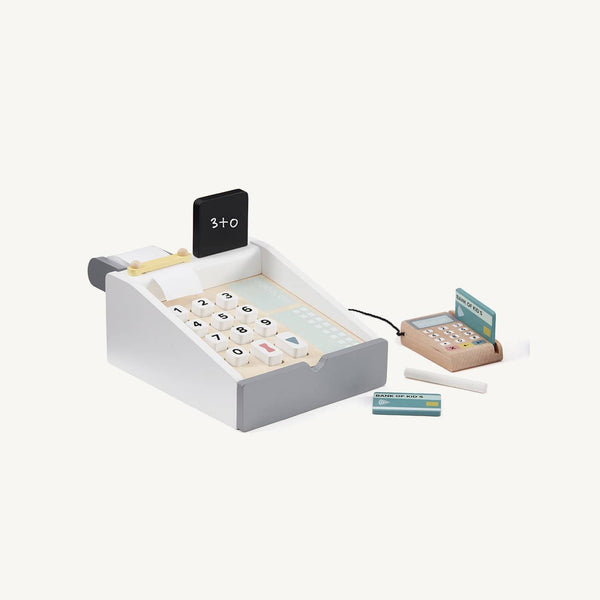 Kid's Concept - Bistro Wooden Toy Cash Register - All Mamas Children