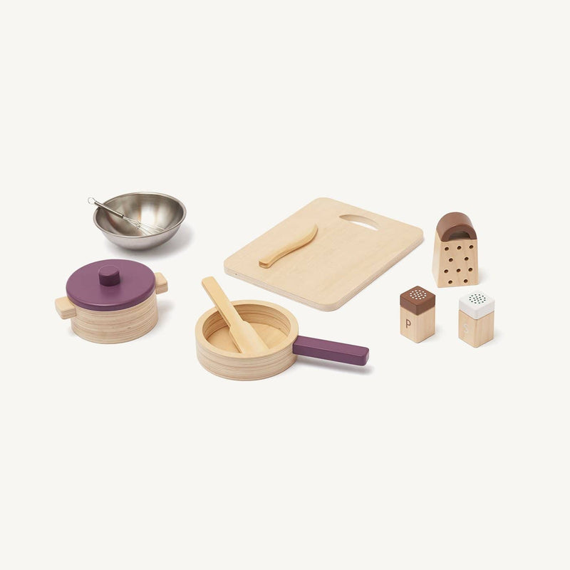 Kid's Concept - Bistro Cookware Play Set - All Mamas Children