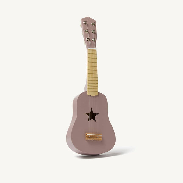 Kid's Concept - Star Lilac Wooden Toy Guitar - All Mamas Children
