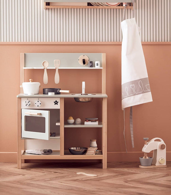Kid's Concept - Bistro Wooden Play Kitchen Green - All Mamas Children