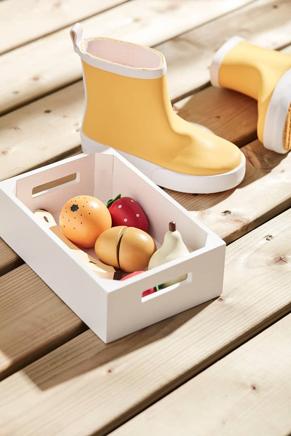 Kid's Concept - Bistro Wooden Toy Mixed Fruit Box - All Mamas Children