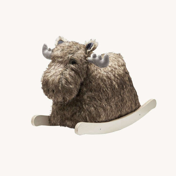 Kid's Concept - Rocking Ride On Moose, Rocking Horse, Kids Concept - All Mamas Children