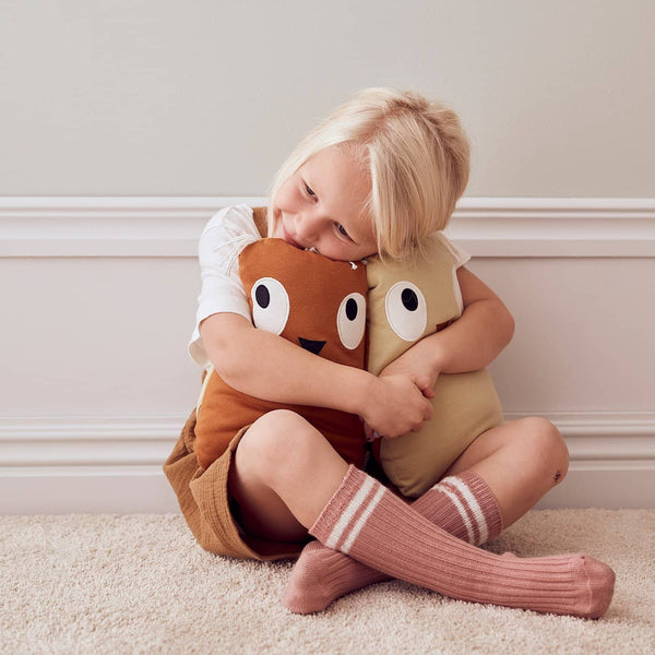 Kid's Concept - Owl Soft Toy Rust NEO - All Mamas Children