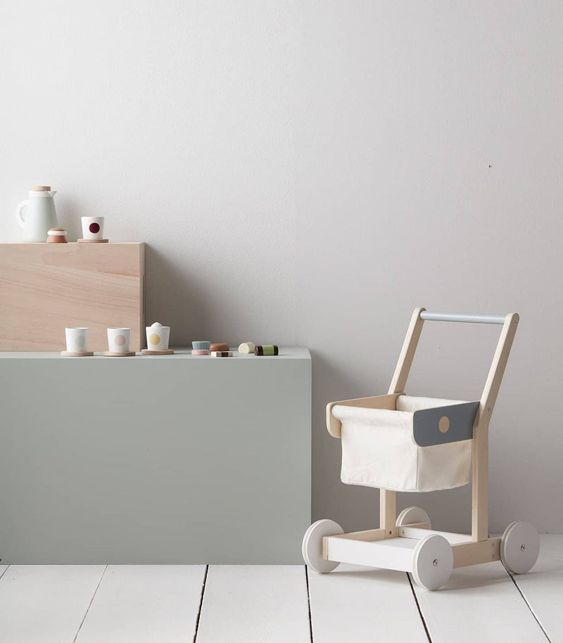 Kid's Concept - Bistro Wooden Toy 'Fika' Sweet Treats and Cakes, Kitchen Toys, Kids Concept - All Mamas Children