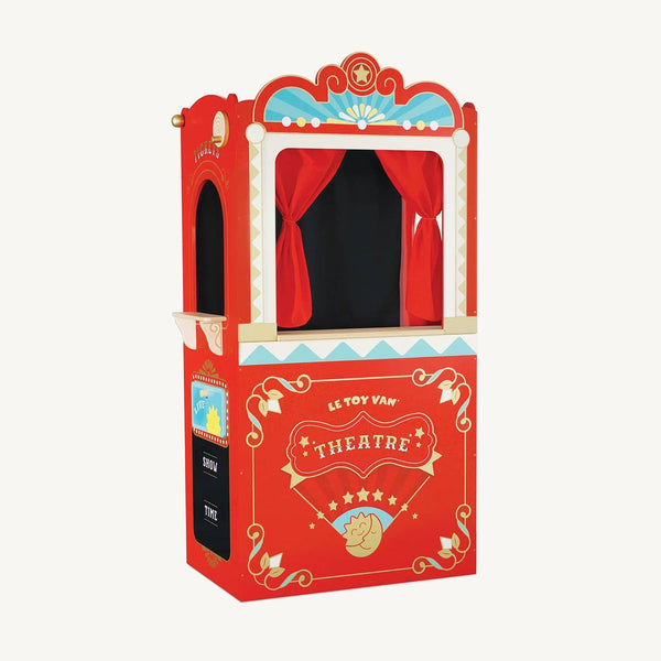 Le Toy Van - Showtime Puppet Theatre, Pretend Play, Le Toy Van - All Mamas Children