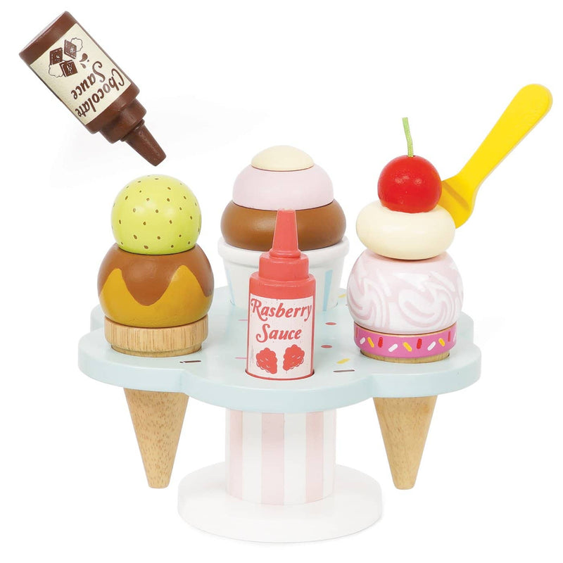 Le Toy Van - Honeybake Carlo's Gelato Stand, Pretend Play, Le Toy Van - All Mamas Children