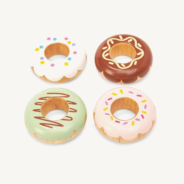 Le Toy Van - Honeybake Wooden Doughnuts, Pretend Play, Le Toy Van - All Mamas Children