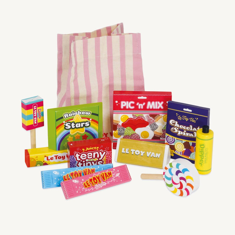 Le Toy Van - Honeybake Sweet & Candy - Pic'n'Mix, Pretend Play, Le Toy Van - All Mamas Children