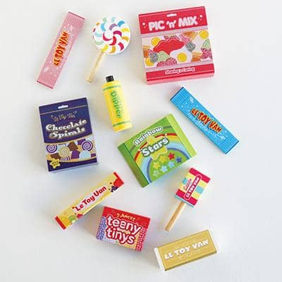 Le Toy Van - Honeybake Sweet & Candy - Pic'n'Mix - All Mamas Children