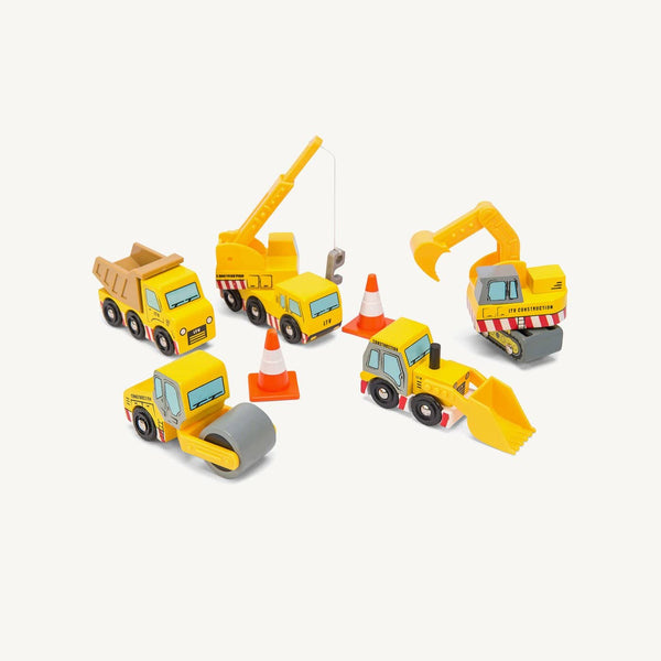 Le Toy Van - Wooden Construction Set, Pretend Play, Le Toy Van - All Mamas Children