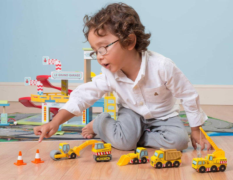 Le Toy Van - Wooden Construction Set - All Mamas Children
