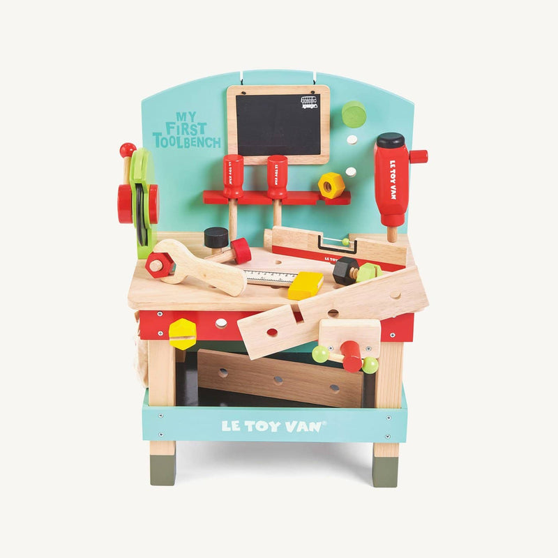 Le Toy Van - My First Wooden Tool Bench - All Mamas Children