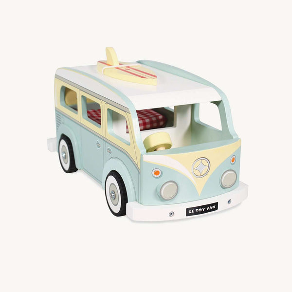 Le Toy Van - Wooden Campervan, Pretend Play, Le Toy Van - All Mamas Children