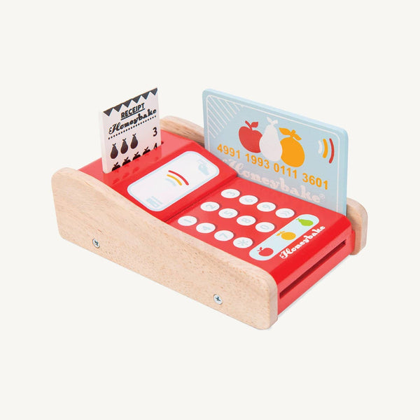 Le Toy Van - Honeybake Card Machine, Pretend Play, Le Toy Van - All Mamas Children