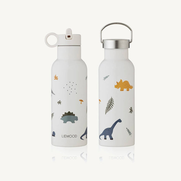 Liewood - Neo Water Bottle - 500 ml Dino mix - All Mamas Children