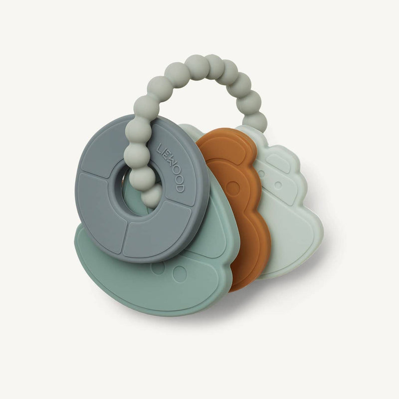 Liewood - Richard Teether - Peppermint Multi Mix - All Mamas Children