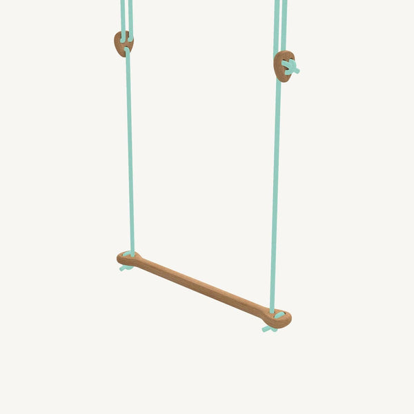 LILLAGUNGA Bone - Oak with Mint Ropes, Swing, Lillagunga - All Mamas Children