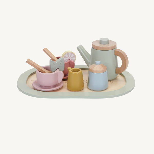Little Dutch - Wooden Tea Set - All Mamas Children