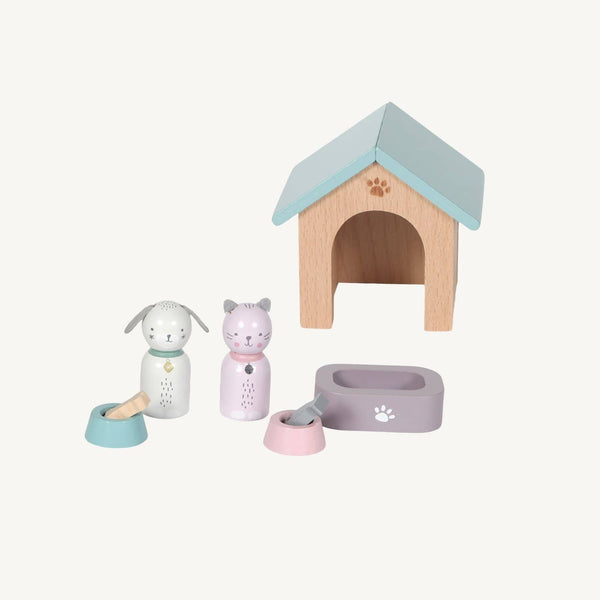 Little Dutch - Doll's House Pets Playset - All Mamas Children