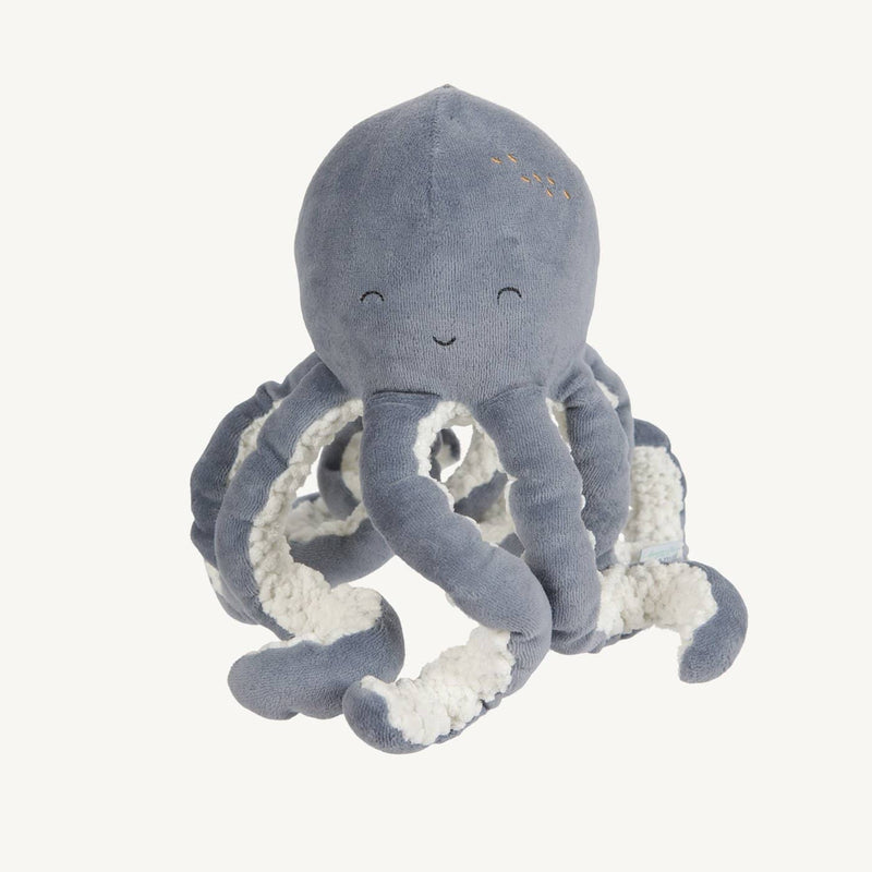 Little Dutch - Cuddly Toy Octopus Ocean Blue - All Mamas Children