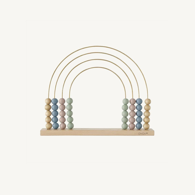 OYOY - Wooden Rainbow Abacus, Abacus, OYOY - All Mamas Children