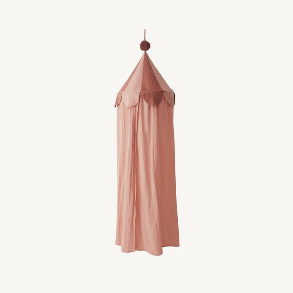 OYOY - Ronja Canopy in Rose, Canopy, OYOY - All Mamas Children