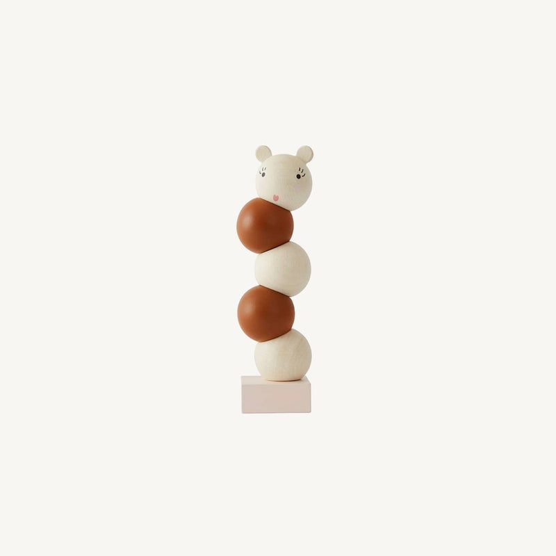 OYOY - Wooden Stacking Lala Toy, Stacking Toy, OYOY - All Mamas Children