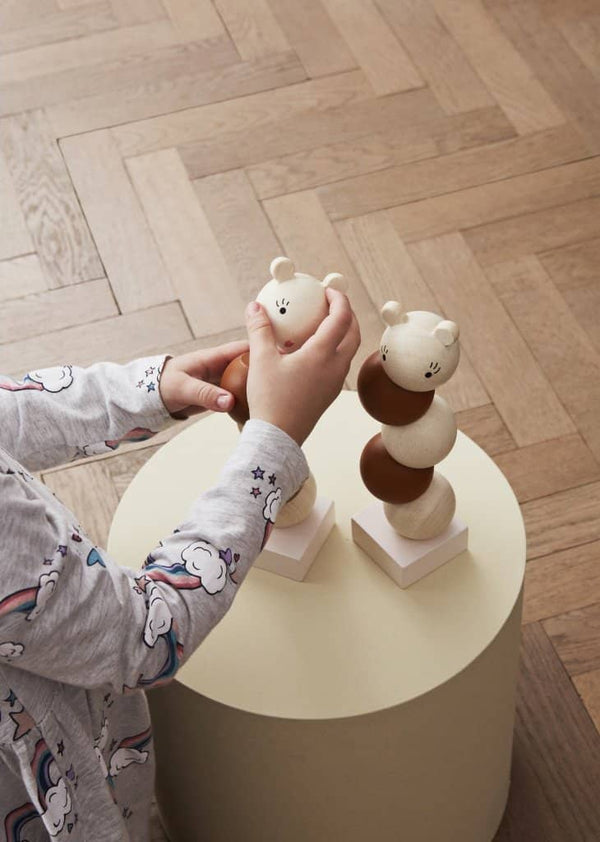OYOY - Wooden Stacking Lala Toy - All Mamas Children